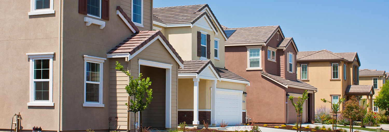 tract housing shutterstock_141044422